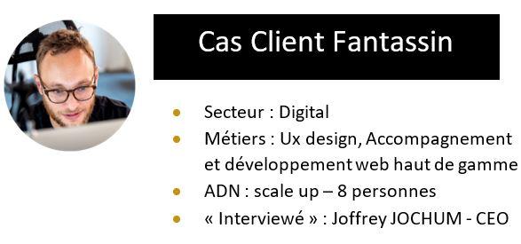 Cas client Fantasin